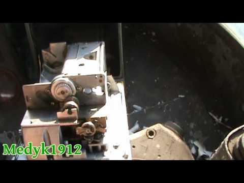 Zabytkowa lokomotywa ST43-01