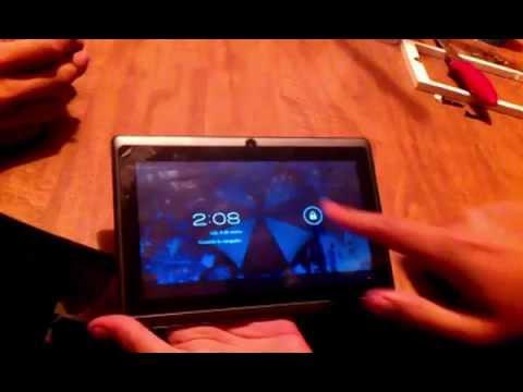 TUTORIAL! Cambiar Touch de Tablet Blackmore BTL 703