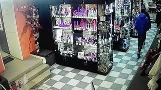 кража в секс-шопе