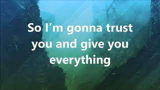 Confidence- Sanctus Real (Lyrics)
