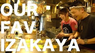 Our Favorite Izakaya