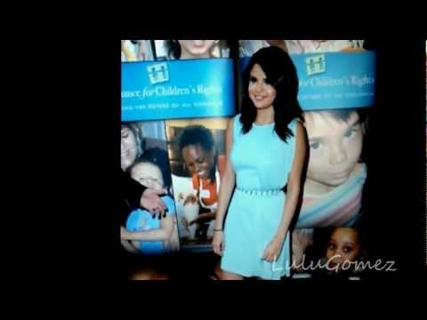 Selena Gomez at the Alliance for Children's Rights Event (13thJune 2012)