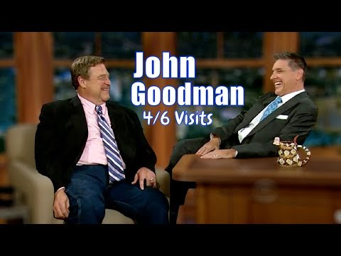 John Goodman  Is Being Hilariously Ridiculous With Craig  46 Visits In Chrono. Order