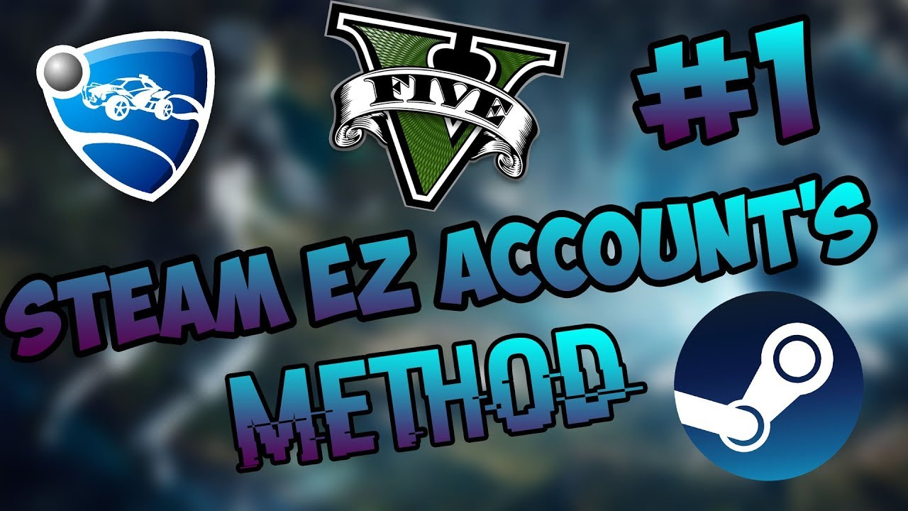 HOW TO GET FREE STEAM ACCOUNTS WORK 100% FULL (best & private method) by  GaminG SkulL