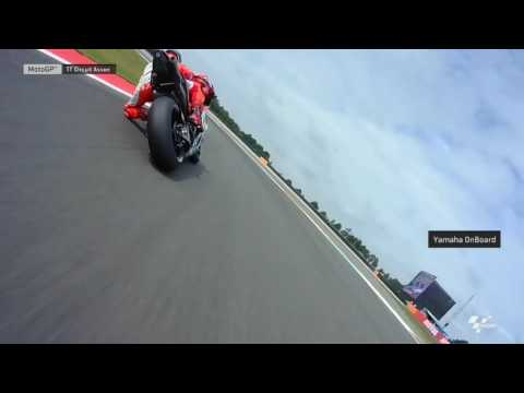 #DutchGP: Yamaha OnBoard