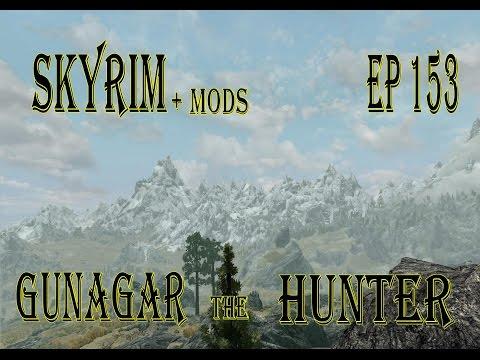 Skyrim: Gunagar the Hunter Ep 153 Wylandriah's Soul Gem