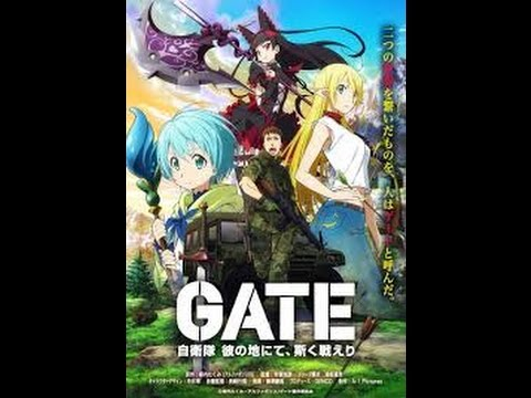 GATE ตอนที่ 2 ซับไทย ไปคิง