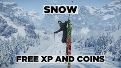 SNOW - Free Coins and Exp Exploit