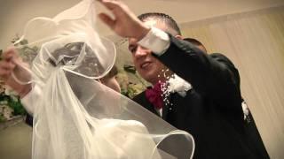 Свадебный клип (качество Full HD)