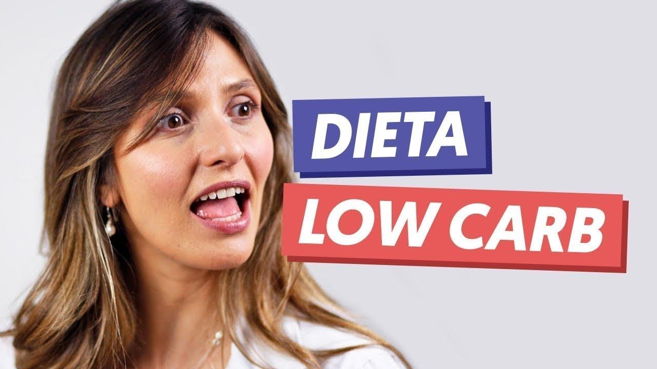 menu de dieta baja en carbohidratos y azucares