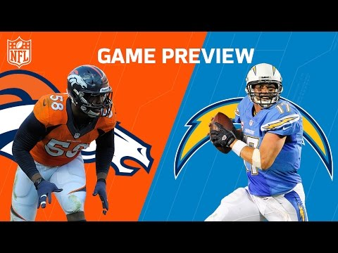 Broncos vs. Chargers (Week 6 Preview) | Thursday Night Football | Around the NFL Podcast