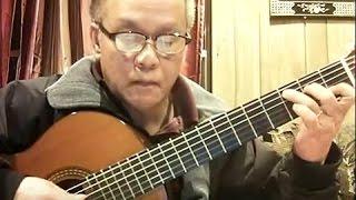 Biển Nhớ (Trịnh Công Sơn) - Guitar Cover - SLOW ROCK