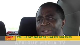 LIGNE ROUGE CHUTE DES LEADER AMBAZONIEN DU 08 01 2018
