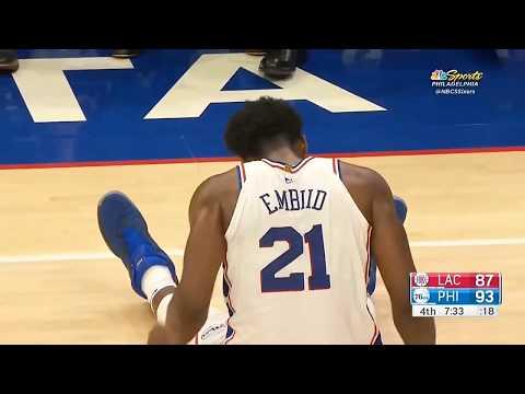 NBA Scariest Injuries Of 2017 2018