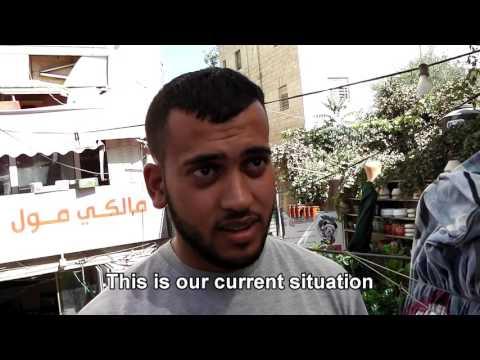 Palestinian And Israeli Jokes #1