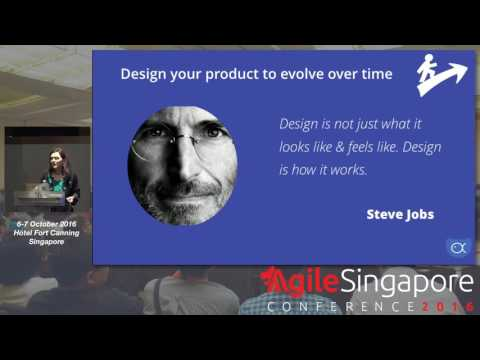 Build a better, faster product with Game Thinking - Agile Singapore Conference 2016