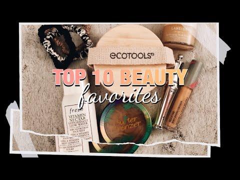 top-10-beauty-favorites-|-ashley-bender