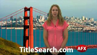 Property title records in Lake County California | AFX