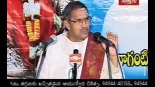 Kshetra Darshanam - Annavaram Satyanarayana Vaibhavam by Brahmasri Chaganti Koteswara Rao - Epi 01