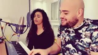 خليني بجنبك - يا رب (cover) راقية ناصر- منتصر محمد علي