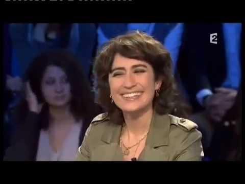 Isabelle Saporta - On N'est Pas Couché 5 Mars 2011 #ONPC