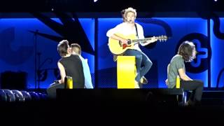 One Direction - Little Things  - Seattle - 7-15-15