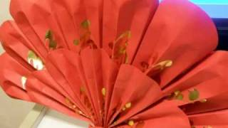 Repeat youtube video Chinese Origami