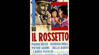 Paura (Il rossetto) - Giovanni Fusco (sung by Miranda Martino) - 1960