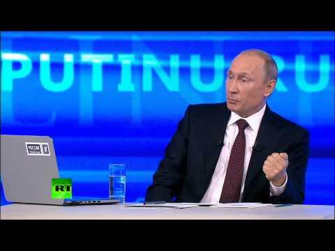 Путин: Я воспитан в КГБ, это воспитание состоит в абсолютной преданности народу и государству