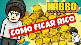HABBO - COMO GANHAR MOEDAS DE GRAÇA