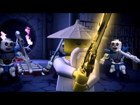 LEGO Ninjago 2011 Сезон 1 Эпизод 4: Орудие Судьбы