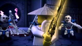 Скачать LEGO Ninjago 2011 Сезон 1 Эпизод 4 Орудие Судьбы