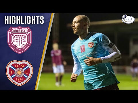 Arbroath Hearts Goals And Highlights