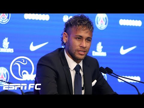 EXCLUSIVE: Neymar Speaks To ESPN | ESPN FC