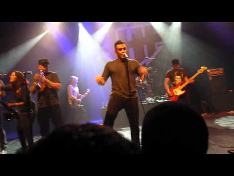 Five Iron Frenzy Playing
