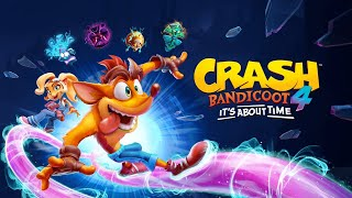 Crash Bandicoot 4: It's About Time EARLY GAMEPLAY!