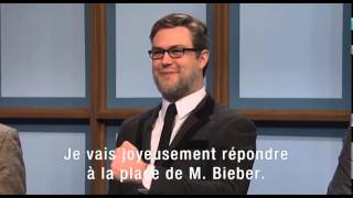 Will ferrell & Jim Carrey - PARODIE JEOPARDY (VOSTFR) (Saturday night live)