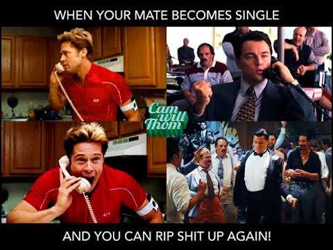 Brad Pitt & Leonardo DiCaprio (single At Last)