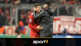 Lewandowski schwärmt von Klopp | SPORT1- DER TAG