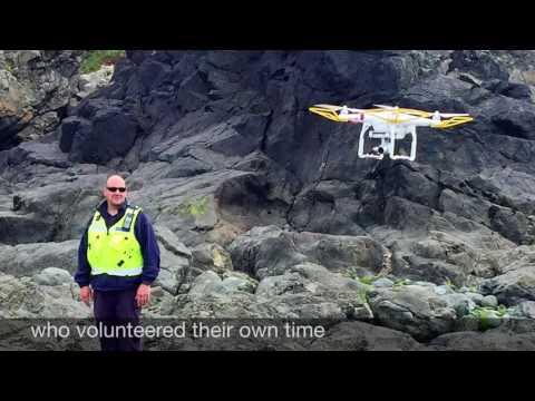 Guernsey Drone Deployment