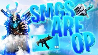 NEVER use ARs OR SHOTGUNS AFTER WATCHING THIS VIDEO!! ~ SMGs are to OP!