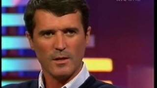 part 1 Roy Keane Late Late Show Interview 1-5-2009