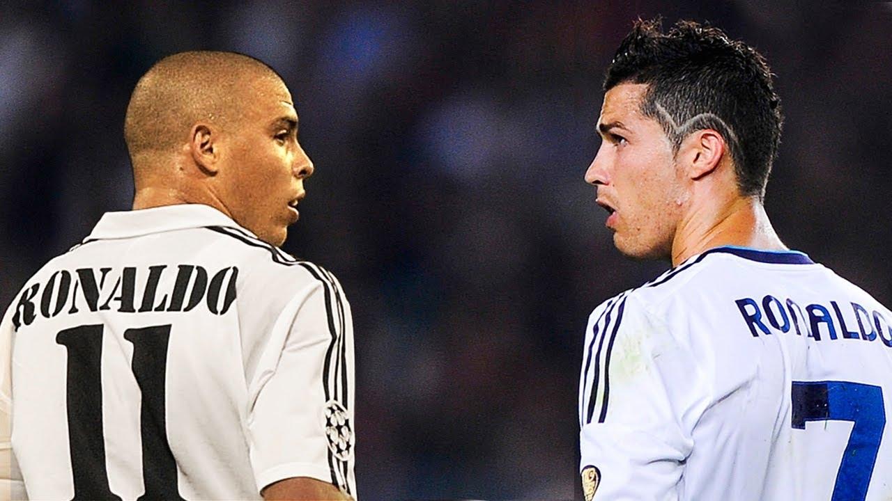 Ronaldo vs Ronaldo - YouTube