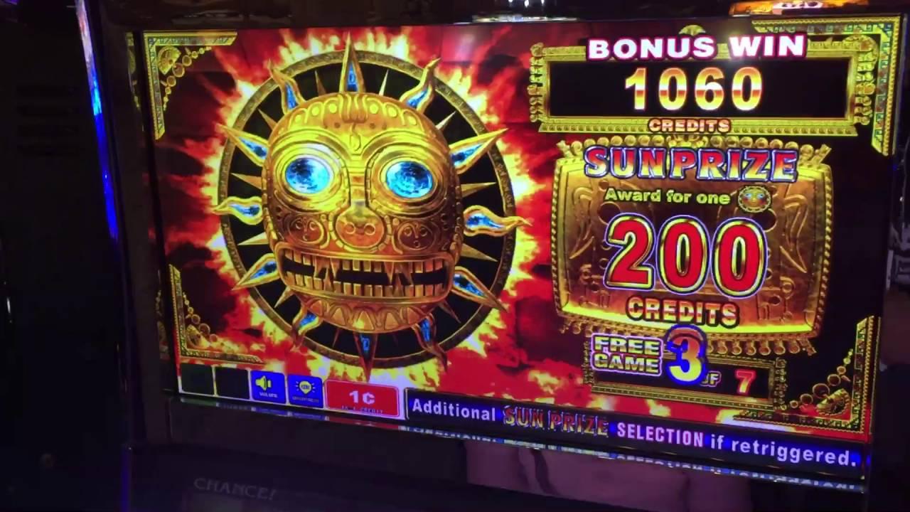 The Great Inca Slot Machine