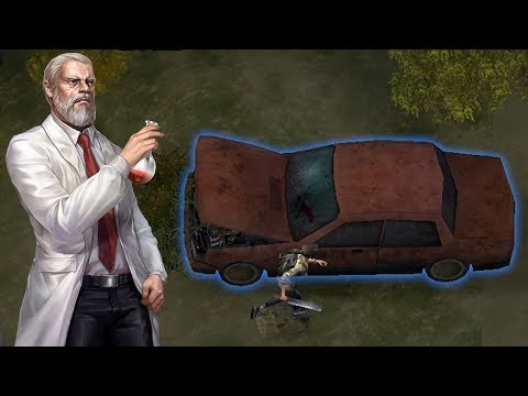 Нашли деталь для автомобиля Delivery From The Pain Прохождение #7 horror zombie! horrorfield