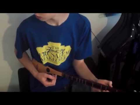 Strumstick Lesson 1: How to Play-- and your first song