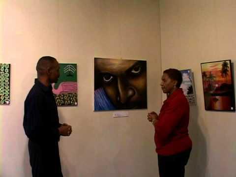 Rupert Flowers  - Bahamian Artist