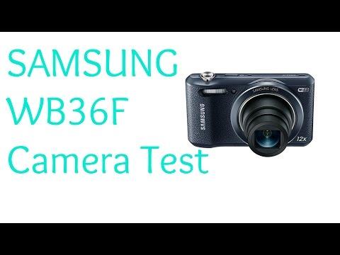 Samsung WB36F Camera Test