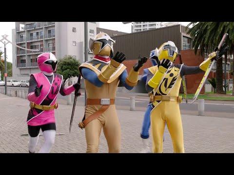 Power Ranger Super Ninja Steel | Venoma hechiza a los Rangers | Episodio 11