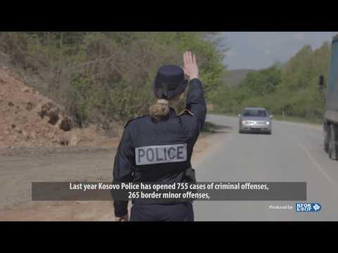 Kosovo Border Police - Prevent Illegal Activities (English / Serbian)